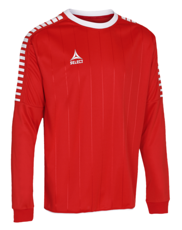 Argentina player shirt LS - Rouge