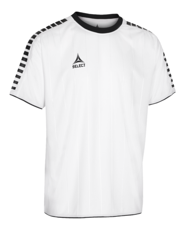 Player Shirt S/S Argentina - White/Black