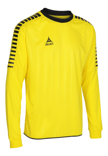 Argentina player shirt LS - jaune