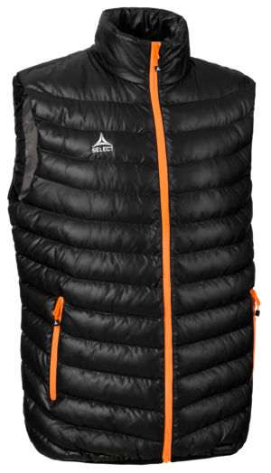 Vest Padded Chievo II - Black/Orange