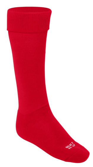 Football socks club - rouge