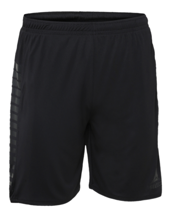 Player Shorts Argentina - Black/Black
