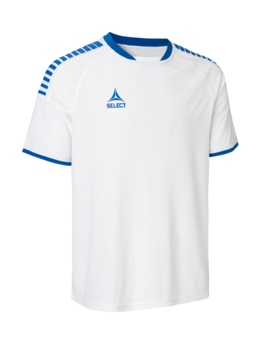 Player Shirt S/S Brazil - White/Blue