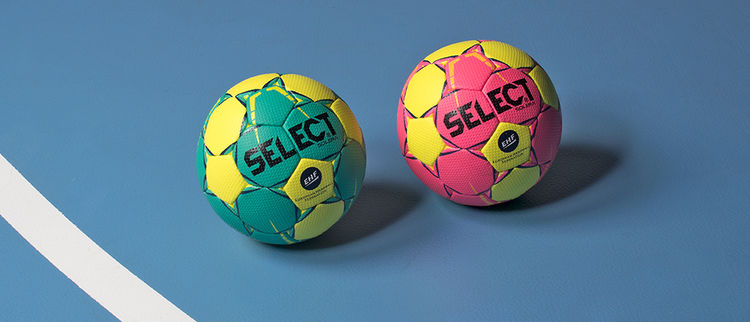 Handballs in the Club series from Select