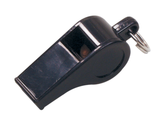 Referee Whistle Plastic