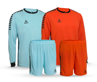 Monaco Goalkeeper clothing