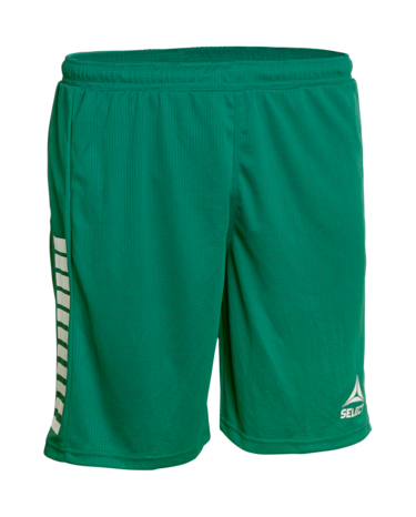 Monaco Player Shorts in Green from SELECT