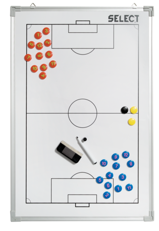 TABLEAU TACTIQUE ALU - FOOTBALL