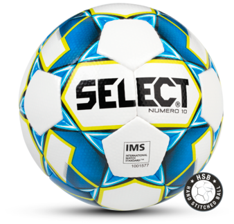 Numero 10 - IMS ballon football