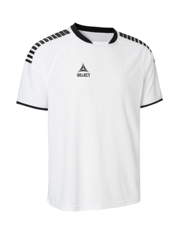Player Shirt S/S Brazil - White/Black