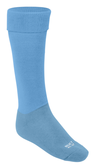 Football socks club - bleu clair