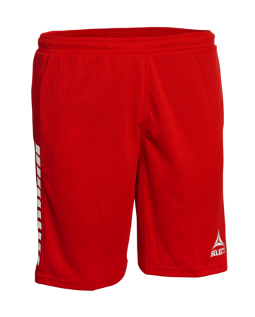 Monaco Player Shorts in Red from SELECT