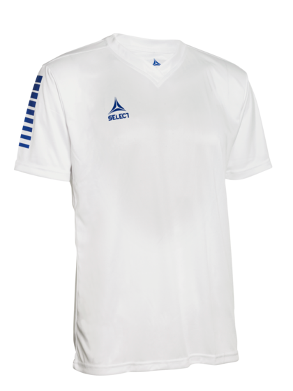 Player Shirt Pisa - White-Blue
